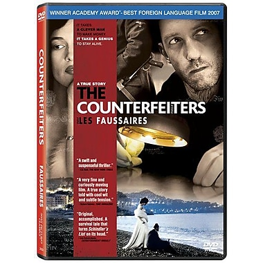 The Counterfeiters (DVD)