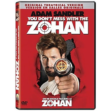 You Don't Mess with the Zohan (DVD) 2008