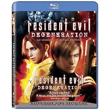 Resident Evil: Degeneration (Blu-Ray)