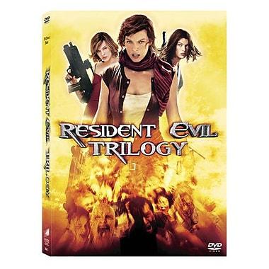 Resident Evil/Resident Evil: Apocalypse/Resident Evil: Extinction (DVD)