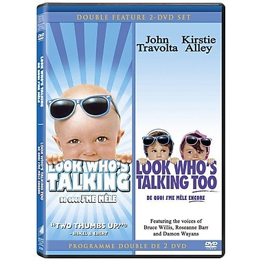 Look Who's Talking, Look Who's Talking Too (DVD)