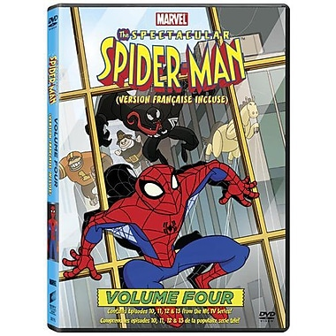 The Spectacular Spider-Man: Volume 4 (DVD)