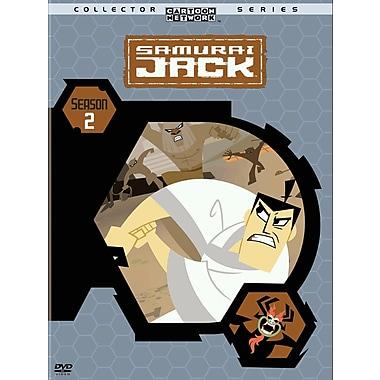 Samurai Jack: Season 2 (DVD)