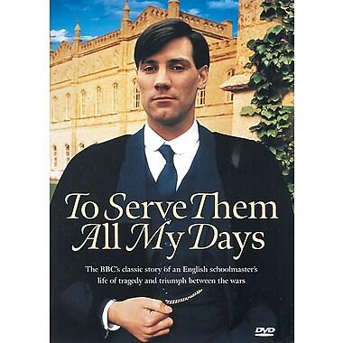 To Serve Them All My Days Set (DVD)