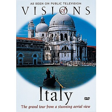 Visions of Italy (DVD)