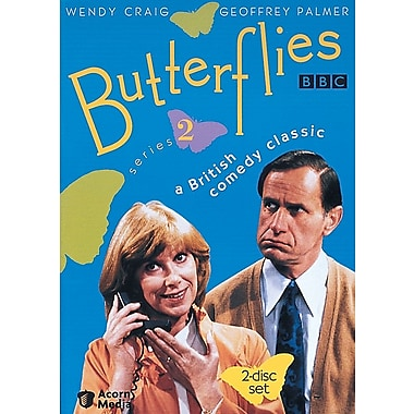 Butterflies: Series 2 (DVD)