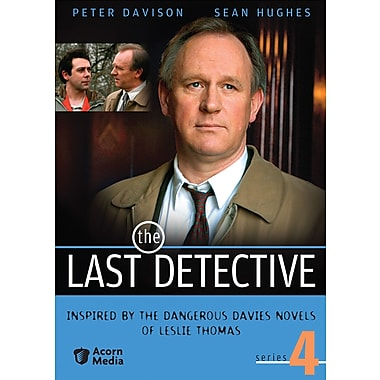 The Last Detective: Series 4 (DVD)