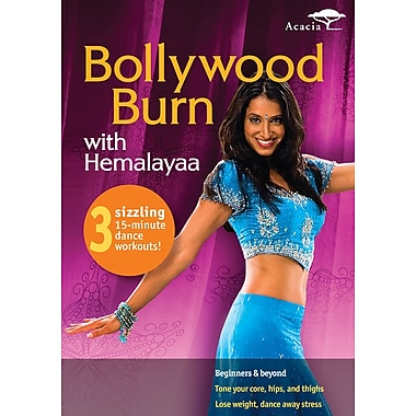 Bollywood Burn with Hemalayaa (Acacia) (DVD)