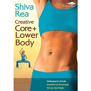 Shiva Rea: Creative Core + Lower Body (Acacia) (DVD)