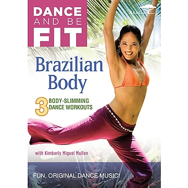 Dance and Be Fit: Brazilian Body with Kimberly Miguel Mullen (Acacia) (DVD)