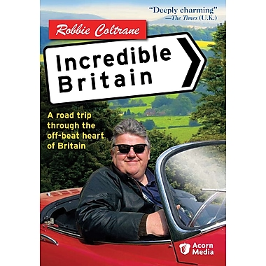 Robbie Coltrane: Incredible Britain (DVD)