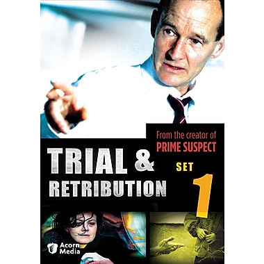 Trial and Retribution: Set 1 (DVD)