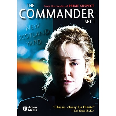 The Commander: Set 1 (DVD)