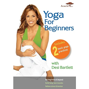 Yoga For Beginners w/Desi Bartlett (Acacia) (DVD)