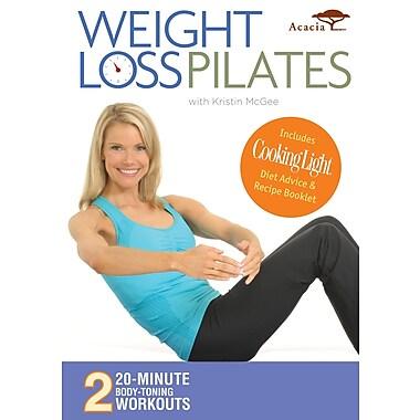 Weight Loss Pilates (DVD)