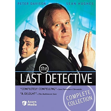 The Last Detective: The Complete Collection (DVD)