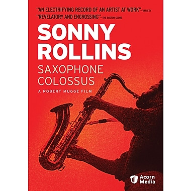 Sonny Rollins: Saxophone Colossus (DVD)