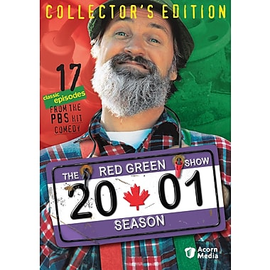 The Red Green Show: 2001 Season (DVD)