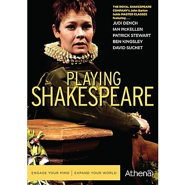 Playing Shakespeare (DVD)