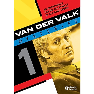 Van der Valk Mysteries: Set 1 (DVD)