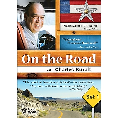 On the Road with Charles Kuralt: Set 1 (DVD)