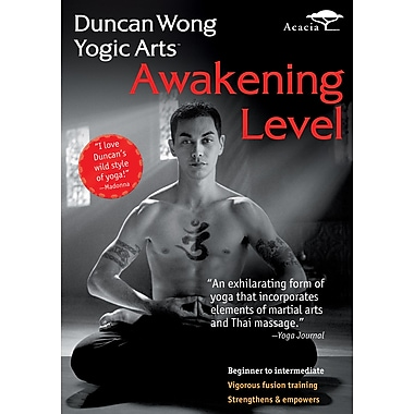 Duncan Wong Yogic Arts: Awakening Level (DVD)