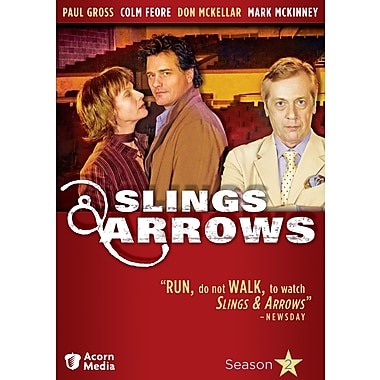 Slings & Arrows: Season2 (DVD)