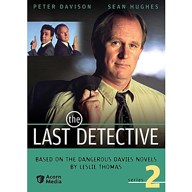 The Last Detective: Series 2 (DVD)