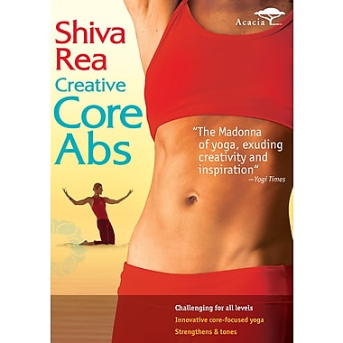 Shiva Rea: Creative Core Abs (Acacia) (DVD)