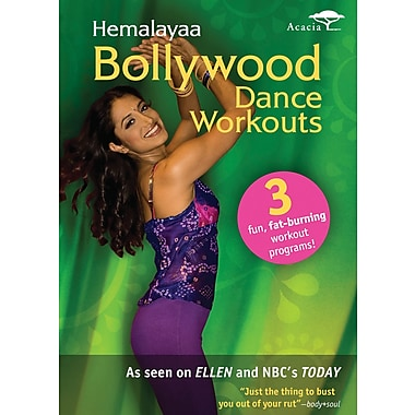 The Bollywood Dance Workout with Hemalayaa (Acacia) (DVD)
