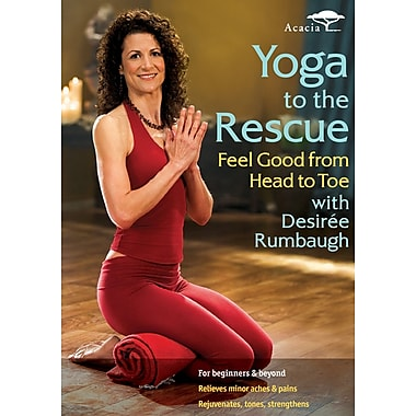 Yoga To The Rescue (Acacia) (DVD)
