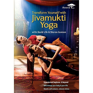 Transform Yourself With Jivamukti Yoga (Acacia) (DVD)
