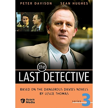 The Last Detective: Series 3 (DVD)