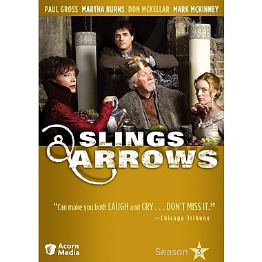 Slings & Arrows: Season 3 (DVD)