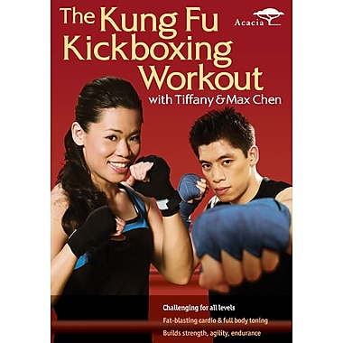 The Kung Fu Kickboxing Workout (DVD)