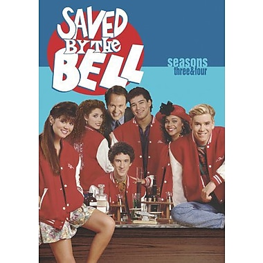 Saved By The Bell: Seasons 3 & 4 (DVD)