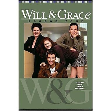 Will & Grace: Season 4 (DVD)
