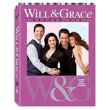 Will & Grace: Season 6 (DVD)