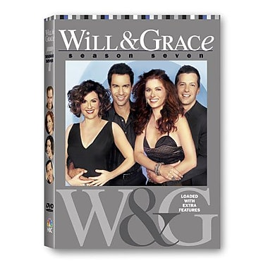Will & Grace: Season 7 (DVD)