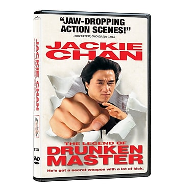 Legend of Drunken Master (DVD)