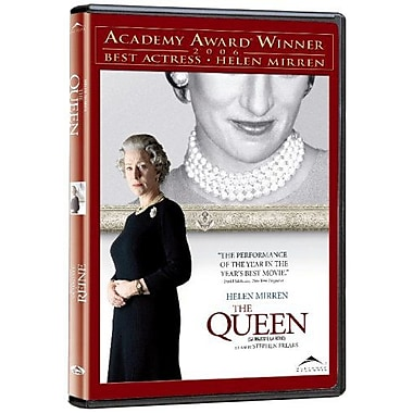 The Queen (DVD) 2008