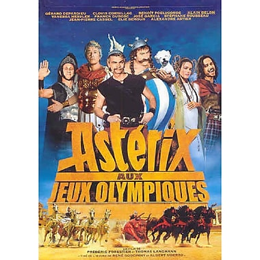 Astérix at the Olympic Games (DVD) 2009