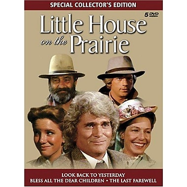 Little House On The Prairie Look Back To (DVD)
