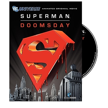 Superman Doomsday (DVD)