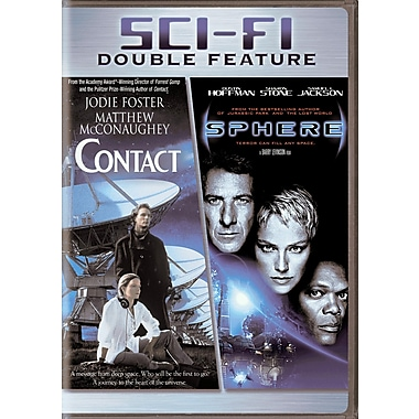 Contact/Sphere (DVD)