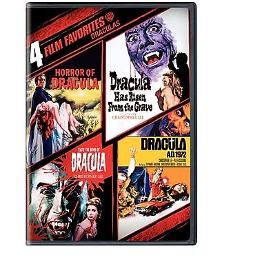 4 Film Favourites: Draculas (DVD)