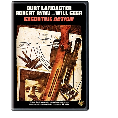 Executive Action (DVD)