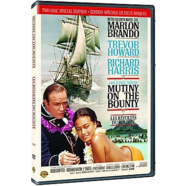 Mutiny on the Bounty (1962) (DVD)