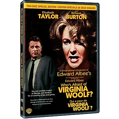 Whos Afraid of Virginia Woolf? (DVD)