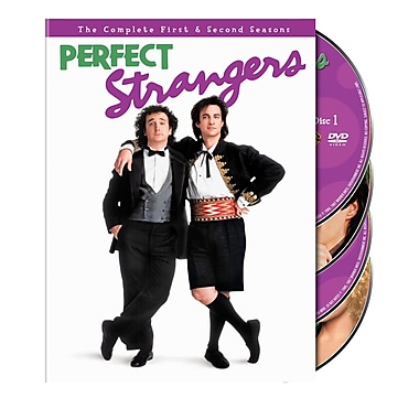 Perfect Strangers: The Complete First and Second Season (DVD)